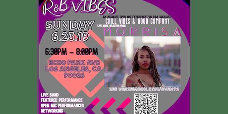 Live R&B Show x BET WKND | Sunday 6.23.19 tickets