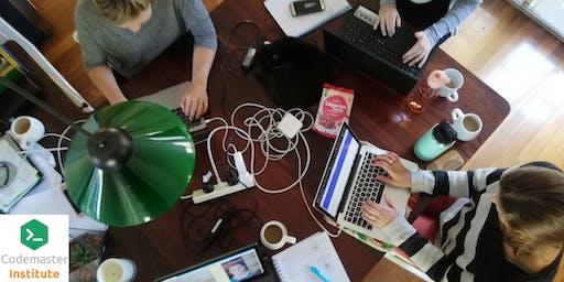 Sydney 12 Week Part-Time Full Stack Web Development Bootcamp