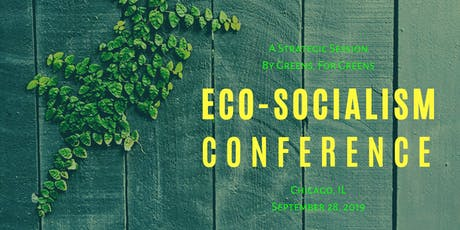 Eco-Socialism Conference tickets