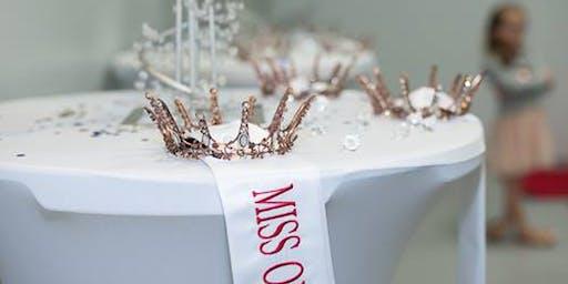 Miss Orlando's Princess & Prince Camp Orlando International Fashion Week.