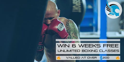Win 6 weeks free boxing coaching valued at over $200