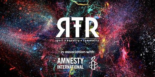 RunForRights Budapest Pride 2019