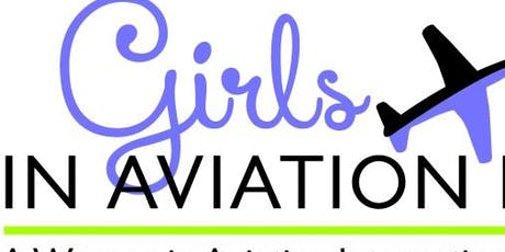 SAVE THE DATE FOR OUR WOMEN IN AVIATION, RHYTHM OF THE WINGS CHAPTER, GIRLS (and BOYS) IN AVIATION DAY ON SATURDAY OCTOBER 5, 2019, 10:00AM-2:00PM tickets