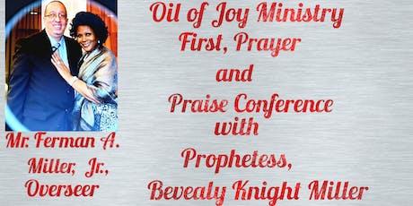 Oil of Joy Ministry tickets