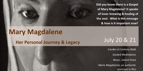 Mary Magdalene - Her Personal Journey and Legacy tickets