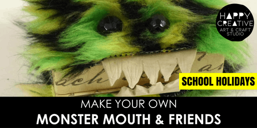 Monster Mouth & Friends (Kids - AM)