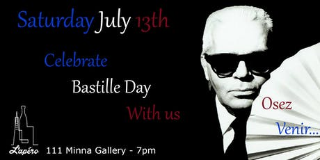 L'Apero - Bastille Day After party tickets