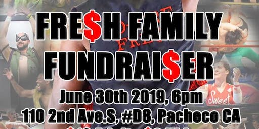 East Bay Pro Wrestling: Fresh Family Fundraiser Event