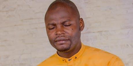 Rassemblement des adorateurs Avec Cèdre Katambayi  billets