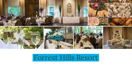 Forrest Hills Resort Annual Bridal Show and Menu Tasting  tickets