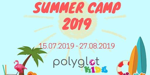 Englisch+LEGO Sommercamp 2019