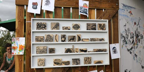Portable Print Studio Collaborative Workshop for Young People, aged 11-14 tickets