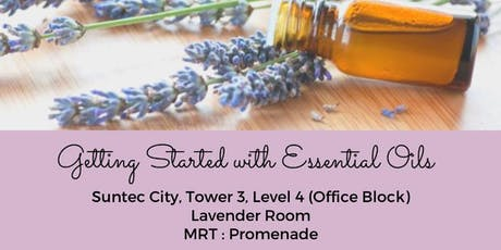 Getting Started with Essential Oils Workshop tickets
