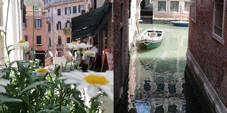 INCANTO VENEZIANO COLOR SMERALDO - Santa Croce / photo walk biglietti
