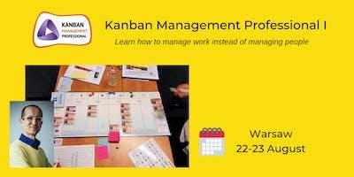 Kanban Management Professional I