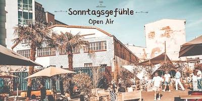 Sonntagsklänge Open Air | YARD Frankfurt