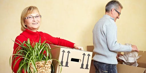 Downsizing & Decluttering Information Session - Cheltenham