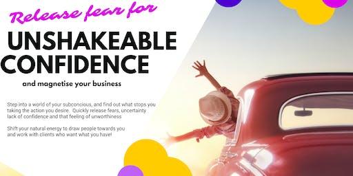 Unshakeable Confidence Workshop