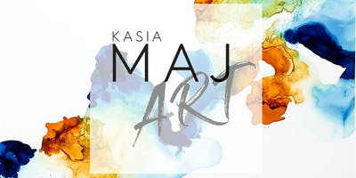 KasiaMaj Art First SOLO ART SHOW- Isleworth