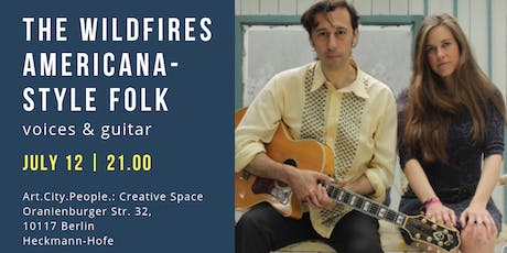 The Wildfires / Americana-Style Folk Tickets