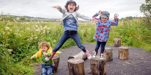 Wild games at RSPB Old Moor