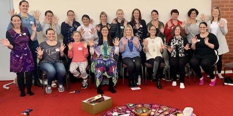 Healing Hands Women's Circle 4th August 2019 tickets