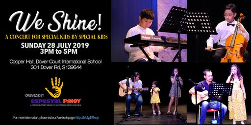 We Shine! A Concert for Special Kids by Special Kids
