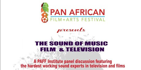 """PAFF Institute presents """"The Sound of Music""""- FIlm & Television tickets"""