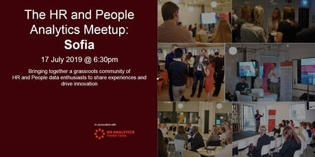 HR & People Analytics Chapter Sofia MeetUp #1 tickets
