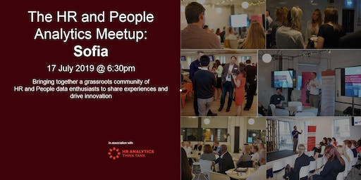 HR & People Analytics Chapter Sofia MeetUp #1