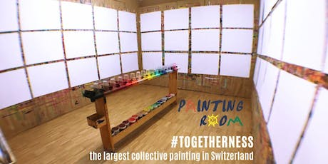 #togetherness - Largest collective painting in Switzerland tickets