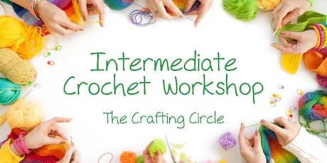 Intermediate Crochet Workshop - Noosa Civic tickets