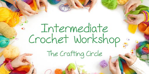 Intermediate Crochet Workshop - Noosa Civic (Evening)