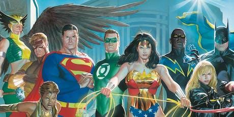 Superhero Bar Crawl Fundraiser tickets