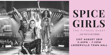 Spice Girls - The Fitness Event tickets