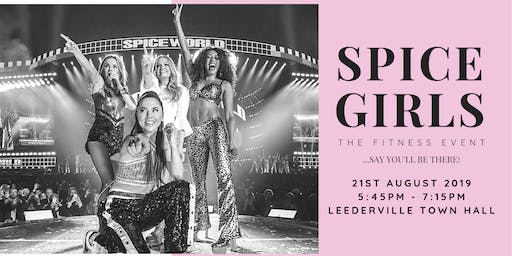 Spice Girls - The Fitness Event