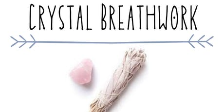 Crystal  Breathwork  tickets