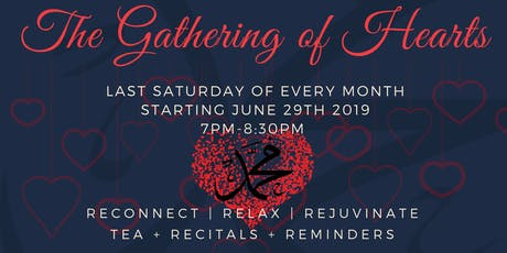 Gathering of Hearts - Monthly Gathering tickets
