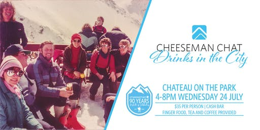 Cheeseman Chat - Drinks in the City