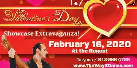 Valentine's Day Showcase Extravaganza! tickets