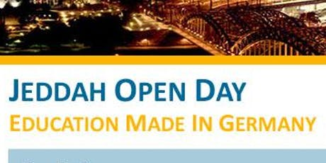 Education Made In Germany_Open Day Event tickets