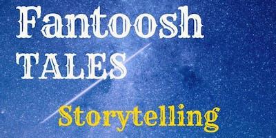 Fantoosh Tales: Fringe Preview