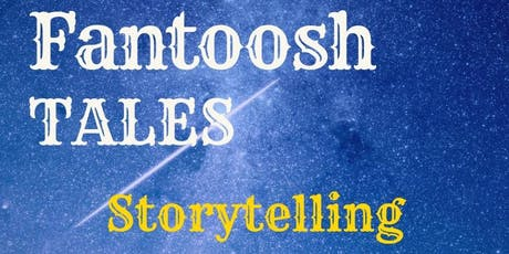 Fantoosh Tales: Fringe Preview tickets