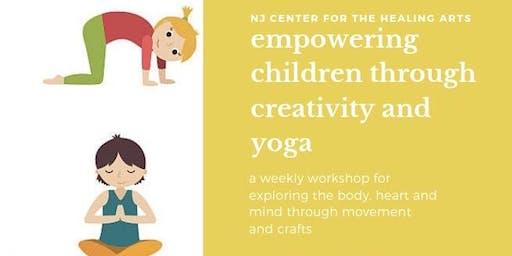 Empowering Children Through Yoga and Creativity