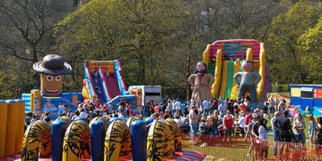 Moston Inflatable Fun Weekend. tickets