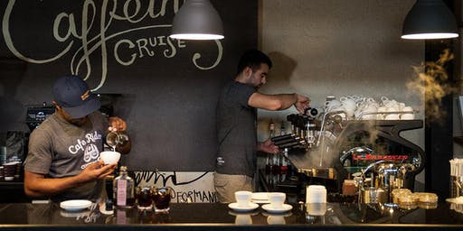 Roasters Table - Coffee Pairing Night
