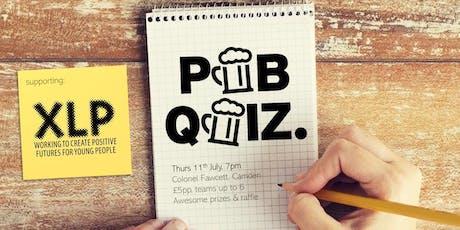 XLP Charity Pub Quiz! tickets