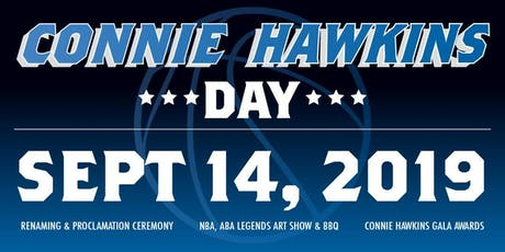 The Revival of Connie Hawkins Legacy tickets