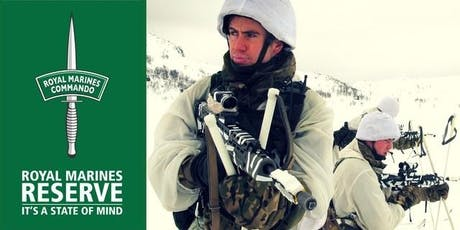 Royal Marines Reserve Open Evening - Cardiff tickets