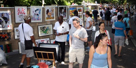 Connie Hawkins, Basketball Legends (NBA.ABA, Trotters ) Art Show and BBQ tickets